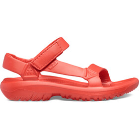 Teva Hurricane Drift Chaussures Femme, firey red